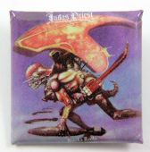 Judas Priest - 'Rocka Rolla' Square Badge